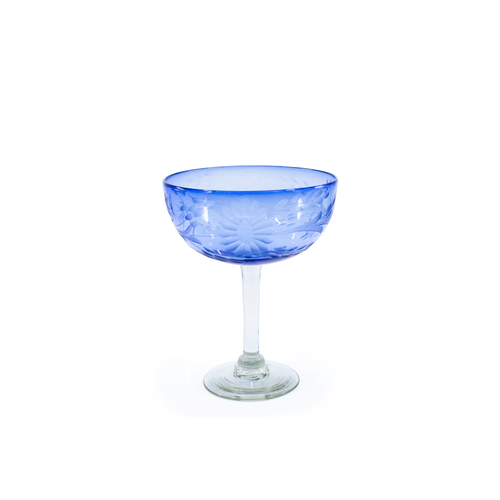 Margarita Glass Flores