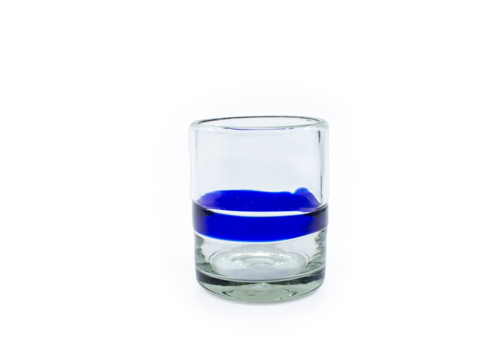 Cobalto Tumbler Glass Cinta
