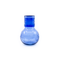 Carafe With Glass Flores