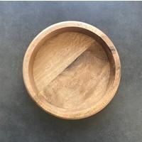 Wooden Bowl Botanero