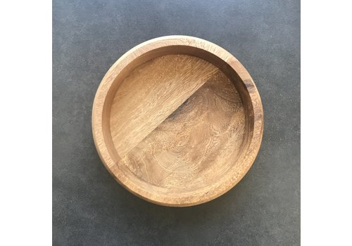 Chechen Wood Design Wooden Bowl Botanero