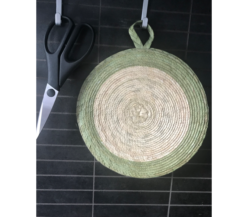 Palm Leaf Trivet