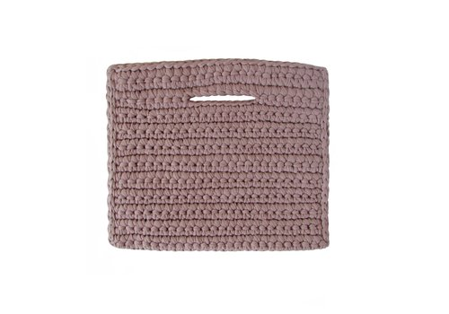 Binge Knitting Clutch Mona