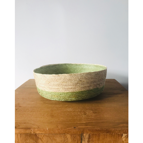 Palm Leaf Basket dia20cm