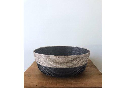 Makaua Palm Leaf Basket dia25cm