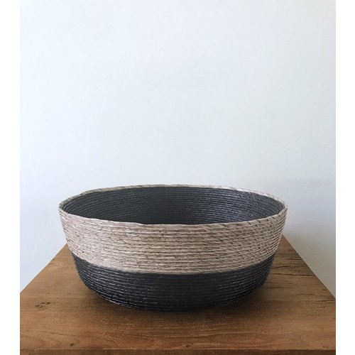 Palm Leaf Basket dia25cm