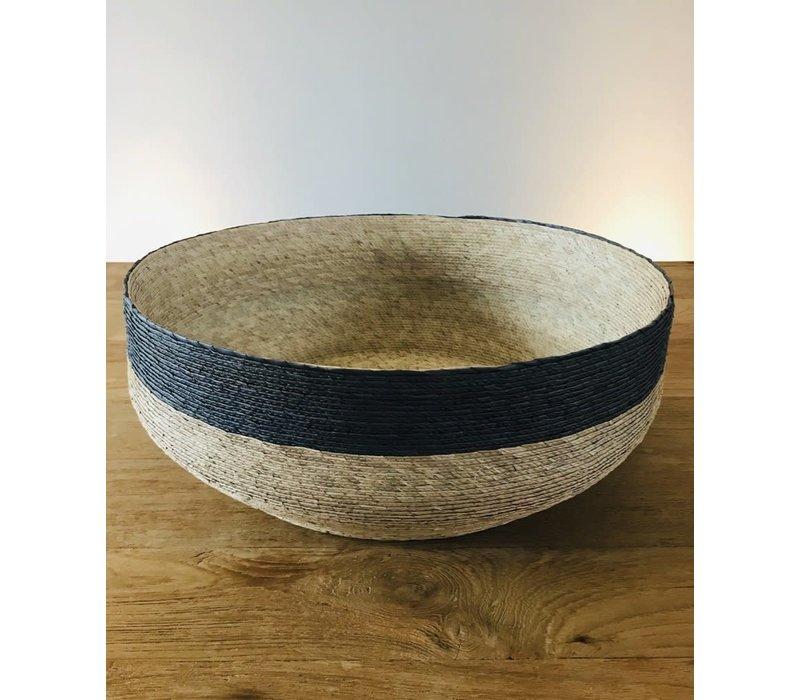 "Palm Leaf Basket ""Nido"" - Small"