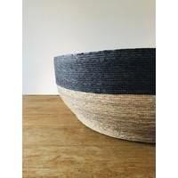 "Palm Leaf Basket ""Nido"" - Large"
