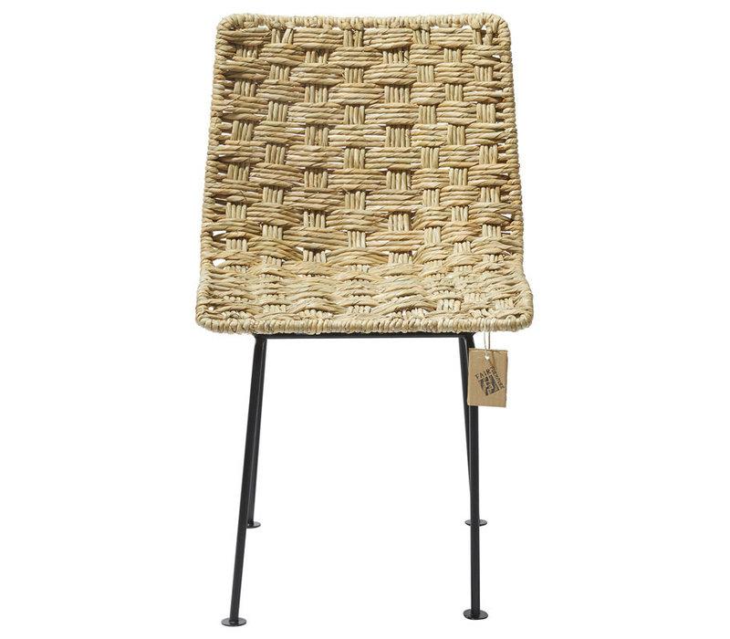 Rosarito Dining Chair Black/Tule