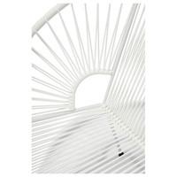 Luna Chair White/White