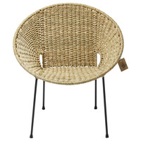 Luna Chair Black/Tule
