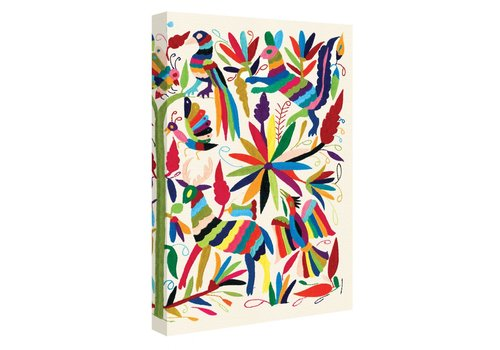 Exhibitions International Otomi Notebook