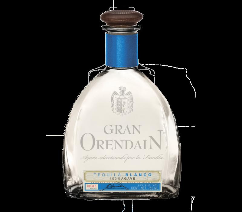 Tequila - Gran Orendain Blanco - 100% Agave Ultra-Premium