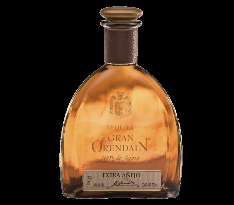 Tequila - Gran Orendain Extra Anejo 3 Years - 100% Agave Ultra-Premium
