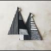Hula Placemat/Napkin - Square - Set of 2 - 47cm x 57cm