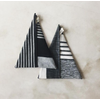 Hula Placemat/Napkin - Square - Set of 2