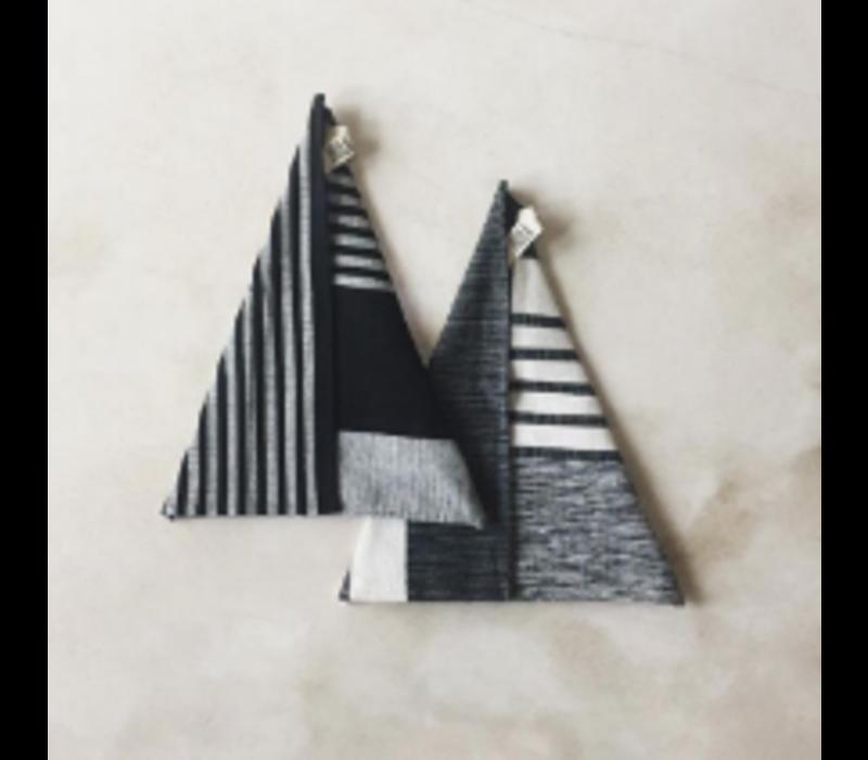Placemat/Napkin - Square - Set of 2 - 47cm x 57cm