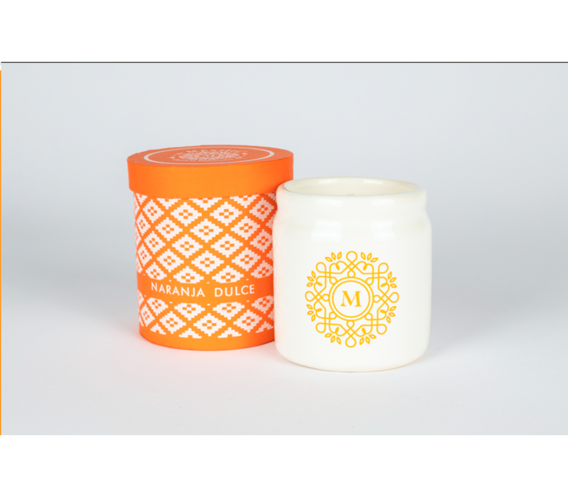Scented Candle - Naranja Dulce