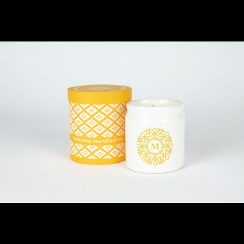 Scented Candle - Toronja Mandarina