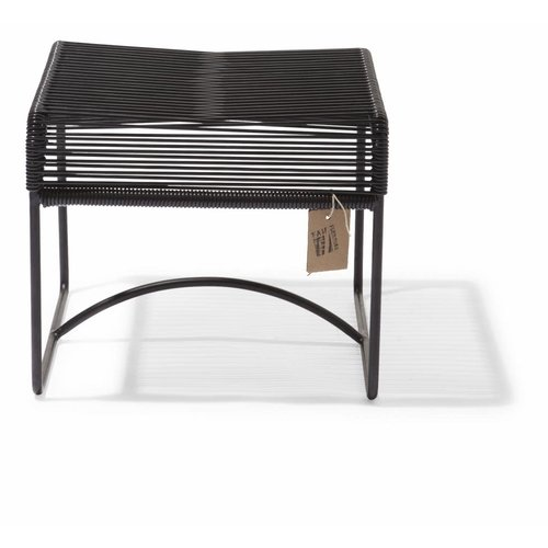 Xalapa Stool Black/Black