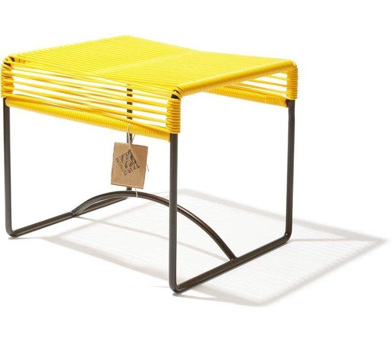 Xalapa Stool Black/Yellow