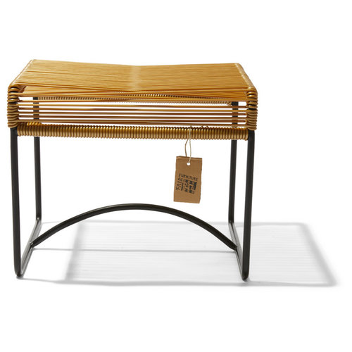 Xalapa Stool Black/Gold