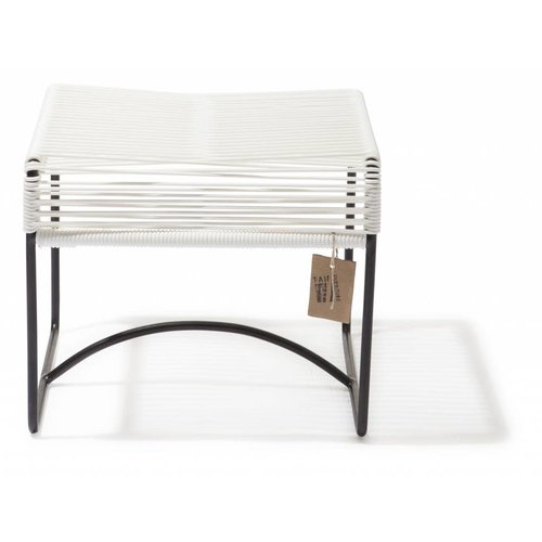 Xalapa Stool Black/White