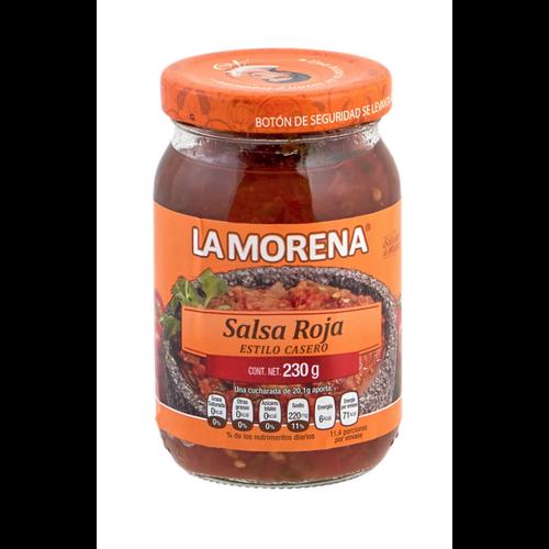 Salsa Roja Casera - La Morena
