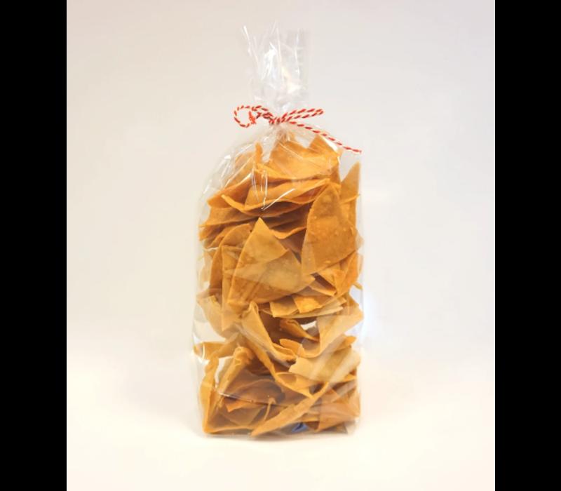 Totopos - Nacho Chips - Natural