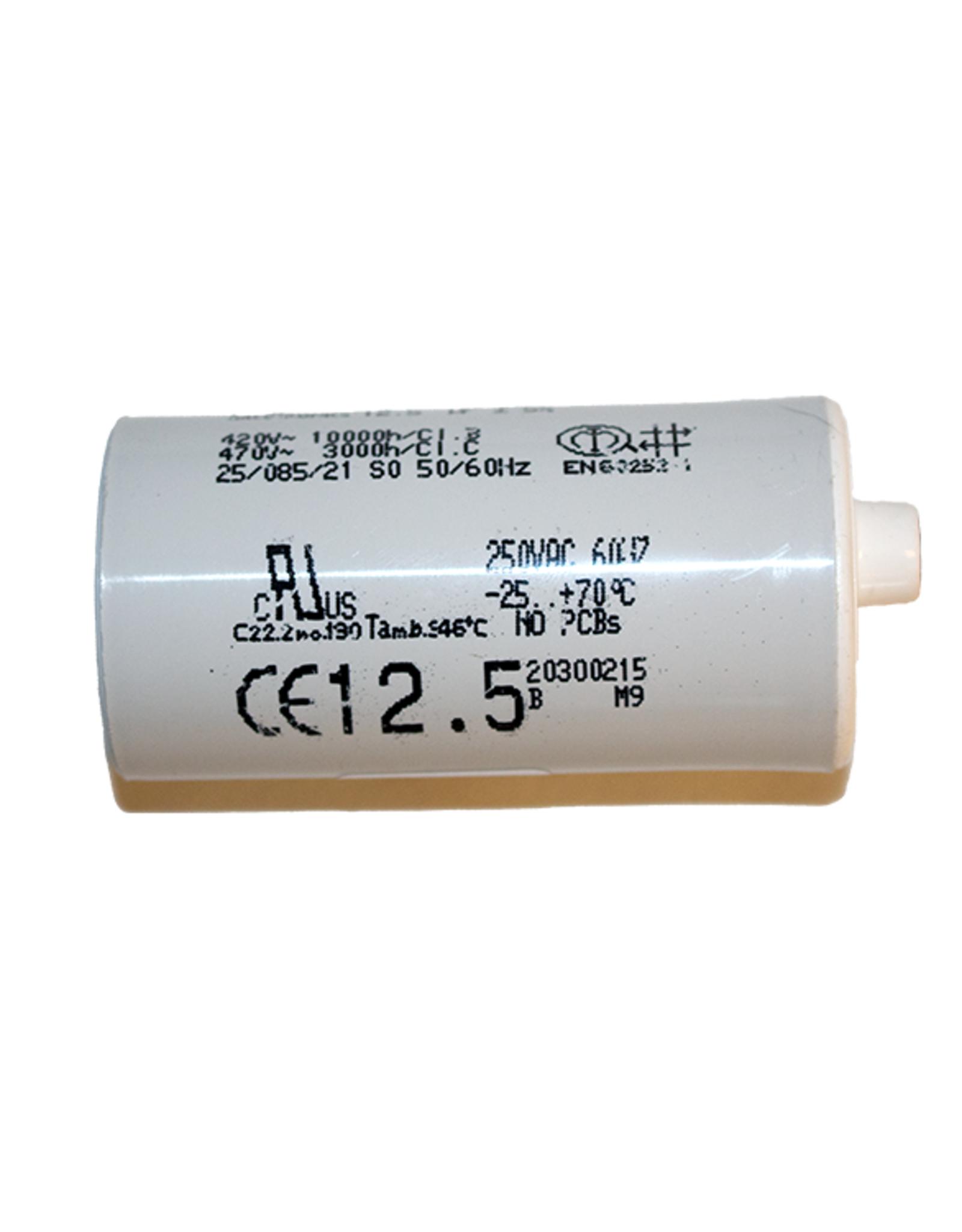 VLB Bread Slicers Condensateur 12,5 μF