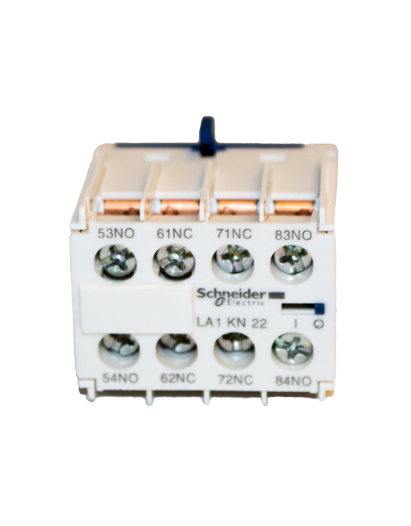 VLB Bread Slicers Bloc contacts auxiliaire LA1KN22