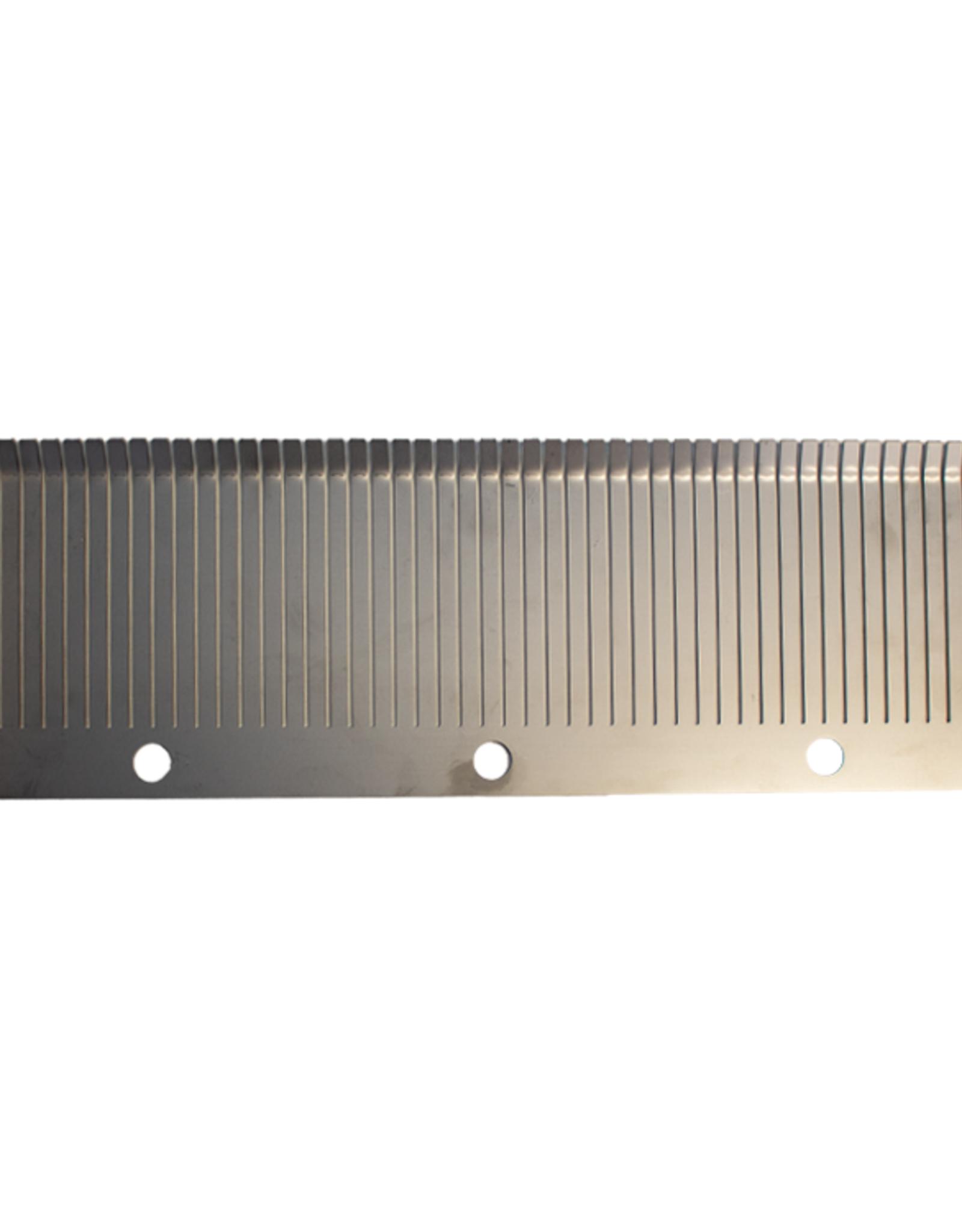 VLB Bread Slicers La plaque de pression en acier inoxydable Pano