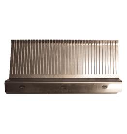 VLB Bread Slicers La plaque de pression en acier inoxydable VLB Speedmaster