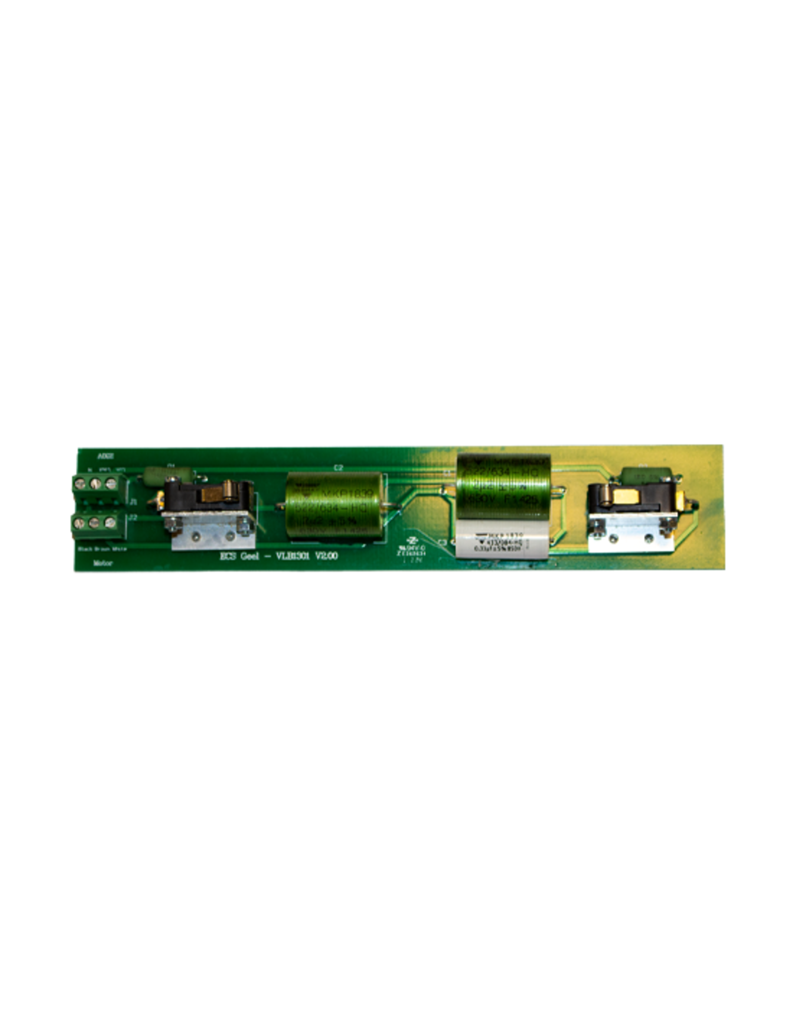 VLB Bread Slicers Printed circuit board Elmeq