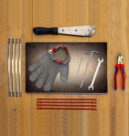 VLB Bread Slicers Knife changing kit