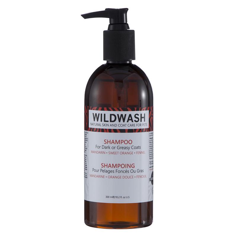 Pro Donkere of Vette vacht shampoo