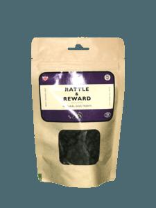 Rattle & Reward natuurlijke belonging 120 g