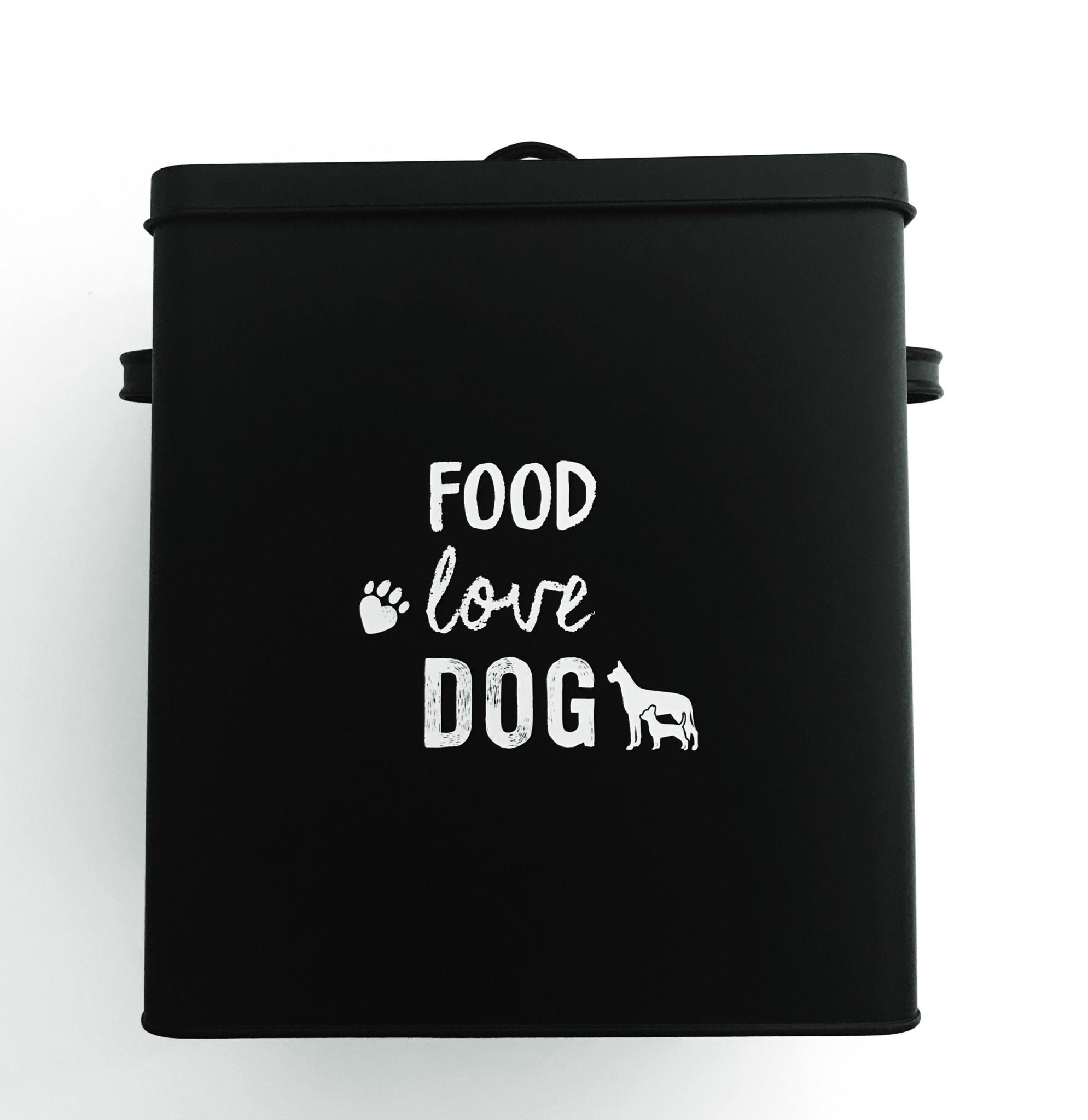 Bewaarbox hondenvoeding