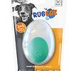 Rubeaz wasborstel dispenser 2 in 1 Groen