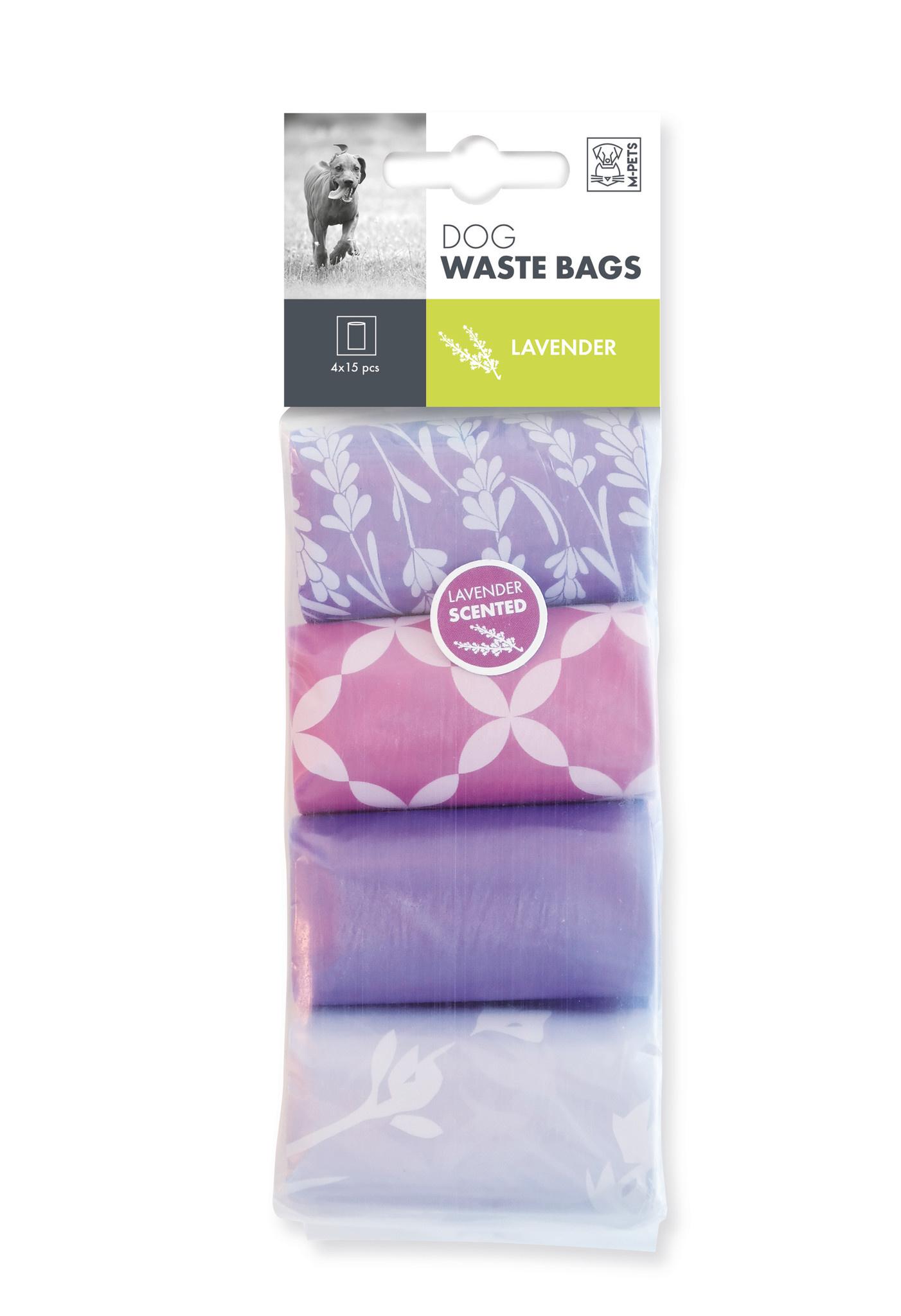 Waste Bags Poepzakjes 4 Rolletjes