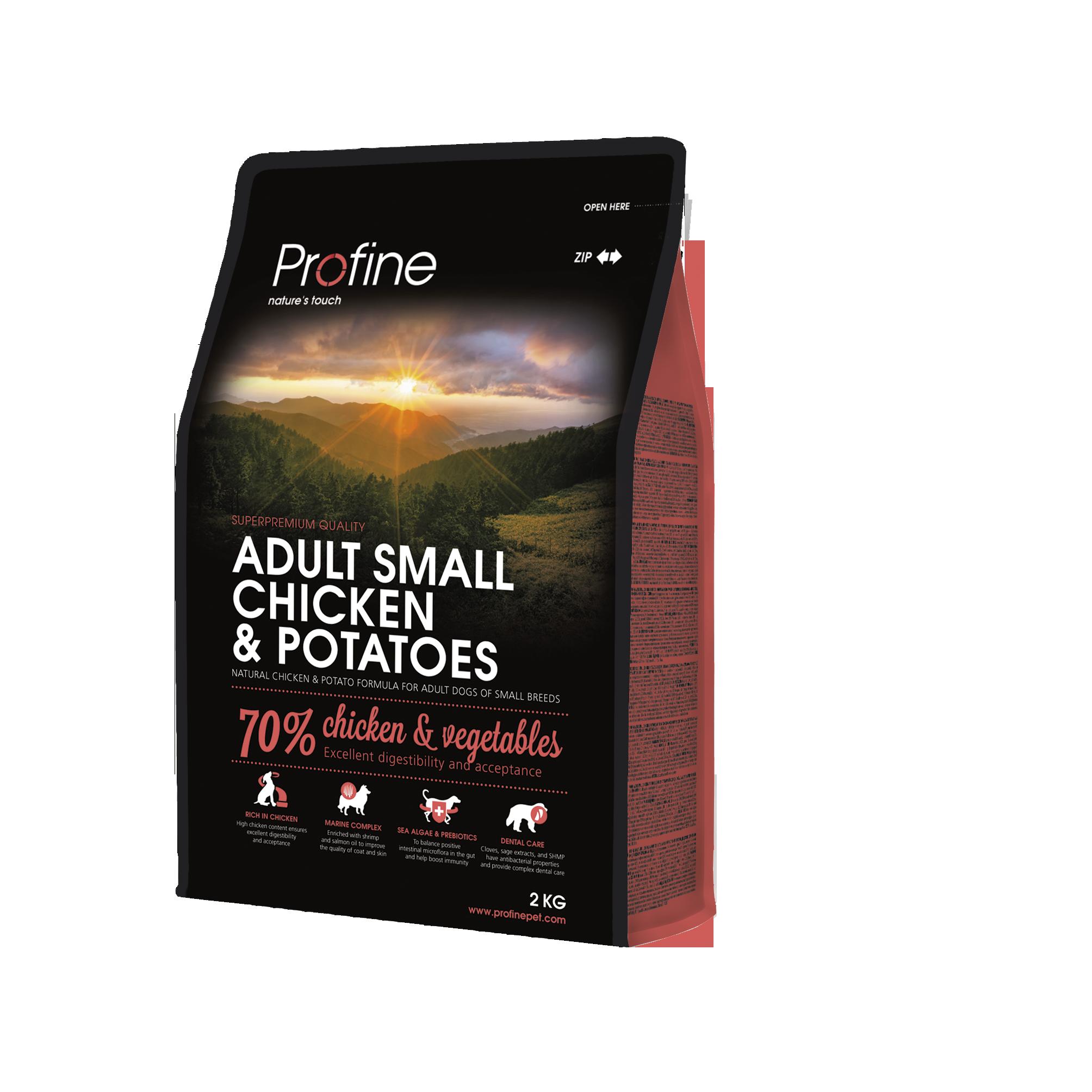 Profine Adult Small Kip 2 kg