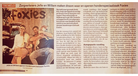 Foxies @ HLN.be