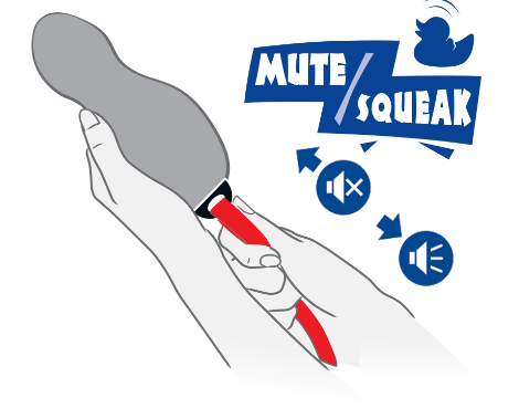 Push To Mute Forestails Eend