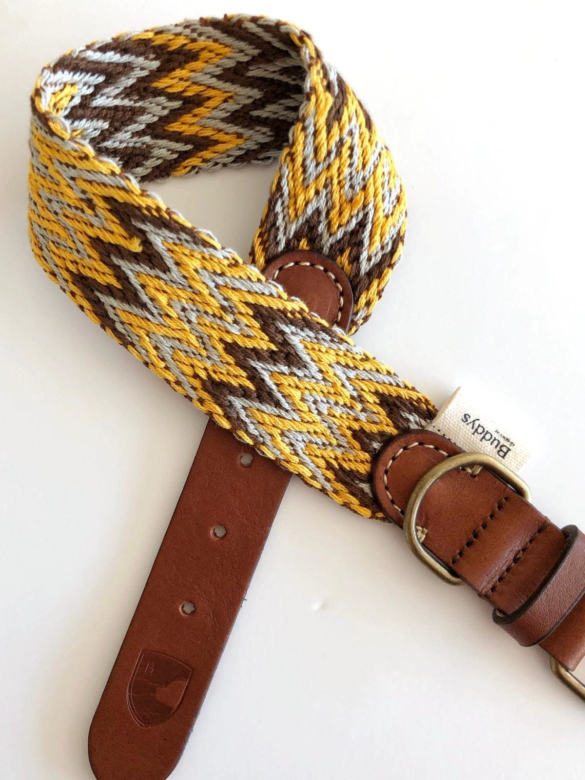 Buddy's Golden Halsband