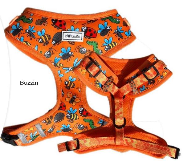 Bulltastic Buzzin Adjustable Harnas