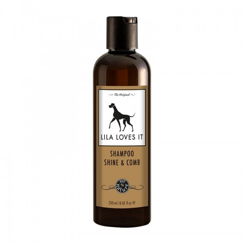 Shampoo Shine & Comb 250 ml