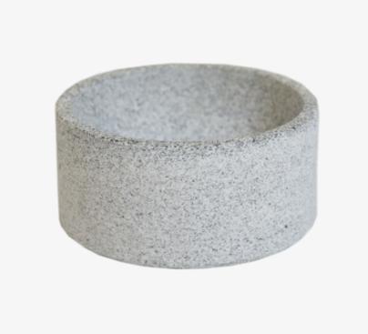 BOWL Graniet Grijs