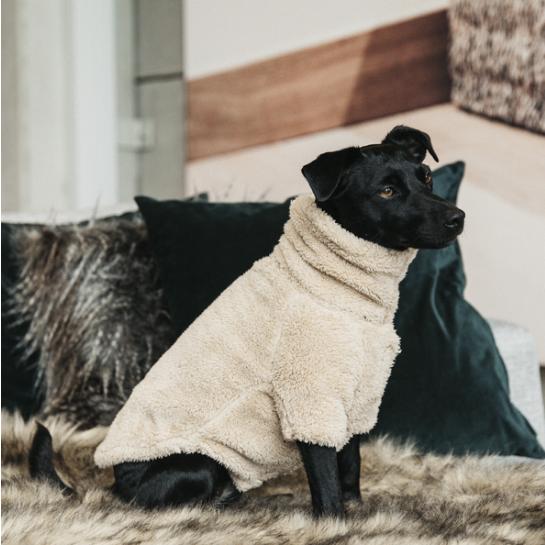 Teddy Sweater Fleece