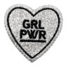 Hairclip Girl Power