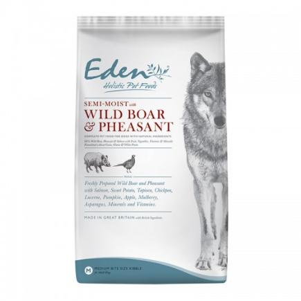 Dog Semi-Moist Wild Boar & Pheasant